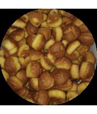Кекс мини с цукатами