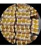 Венские вафли с начинкой, вишня, лимон ,клубника, карамель, сгущенное молоко