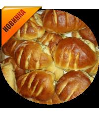 Пироги с сыром и зеленью